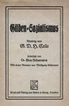 gildensozialismus