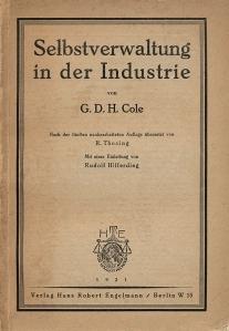 selbstverwaltung in der industrie