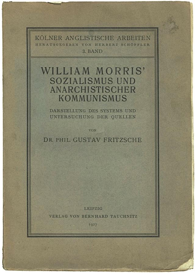 Gustav Fritzsche: Morris