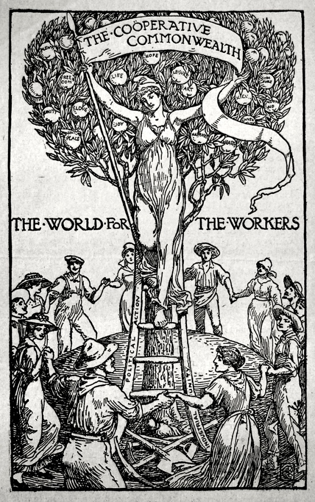 the world for the workers